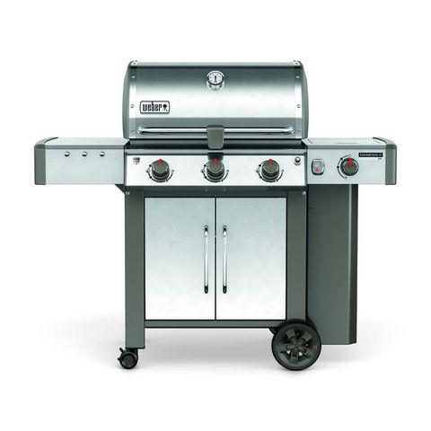 Weber - Barbecue au gaz-Weber