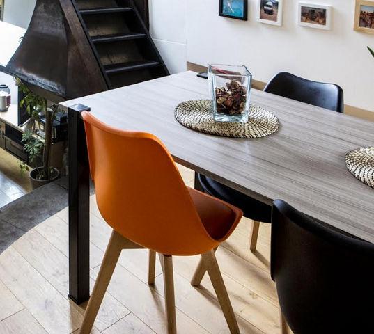 UZY - Table de repas rectangulaire-UZY-Uzy Street