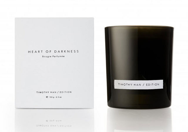 TIMOTHY HAN EDITION - Bougie parfumée-TIMOTHY HAN EDITION-Heart of Darkness