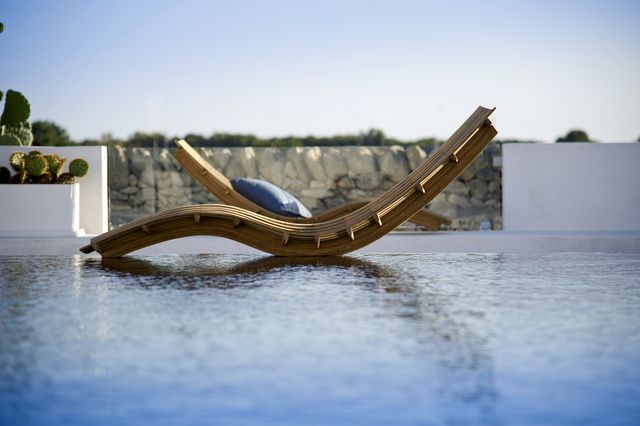 Unopiù - Chaise longue de jardin-Unopiù-Swing