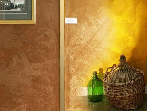 Oleg.ART - Peinture métal-Oleg.ART-PEINTURE DE DECORATION A BASE D'EAU