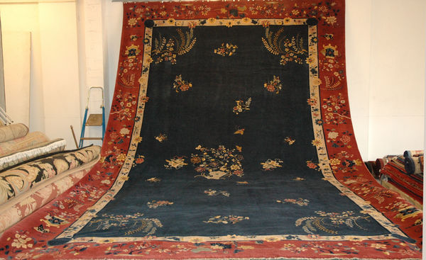CNA Tapis - Tapis traditionnel-CNA Tapis-PAOTOU Façon Antique