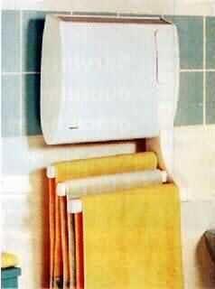Noirot - Radiateur sèche-serviettes soufflant-Noirot-Corelia