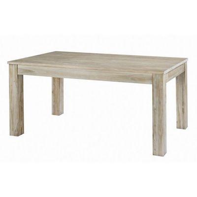 MEUBLES ZAGO - Table de repas rectangulaire-MEUBLES ZAGO-Table repas 160 cm avec allonge Origin