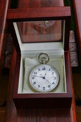 La Timonerie Antiquités marine - Chronomètre-La Timonerie Antiquités marine
