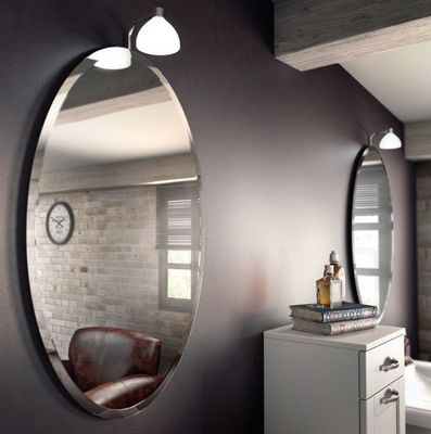Delpha - Miroir de salle de bains-Delpha-Empreinte