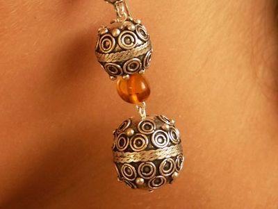 blili's - Boucles d'oreilles-blili's-Collection Byzance
