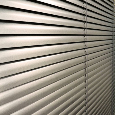 Stores Discount - Store vénitien-Stores Discount-Store vénitien aluminium Alu naturel lames 25 mm