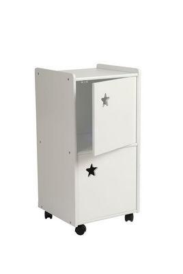 Miliboo - Rangement mobile enfant-Miliboo-ETOILE meuble rangement 2 portes