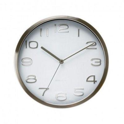 Karlsson Clocks - Horloge murale-Karlsson Clocks-Karlsson - Horloge Maxy - Karlsson - Blanc