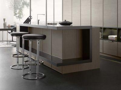 Total Consortium Clayton - Ilot de cuisine équipé-Total Consortium Clayton-Classic-FS/ Frame-H