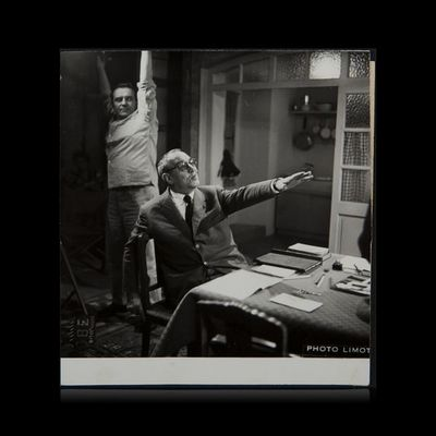 Expertissim - Photographie-Expertissim-DECOIN Henri (1890-1969). Photographie par Limot