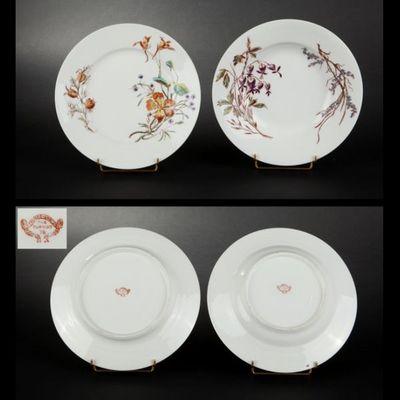 Expertissim - Service de table-Expertissim-Partie de service en porcelaine