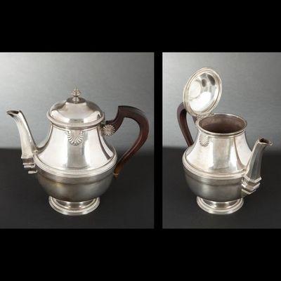 Expertissim - Service à thé-Expertissim-Service à thé et à café en argent