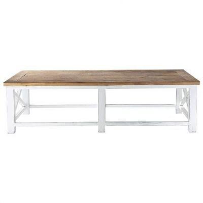 MAISONS DU MONDE - Table basse rectangulaire-MAISONS DU MONDE-Table basse Sologne