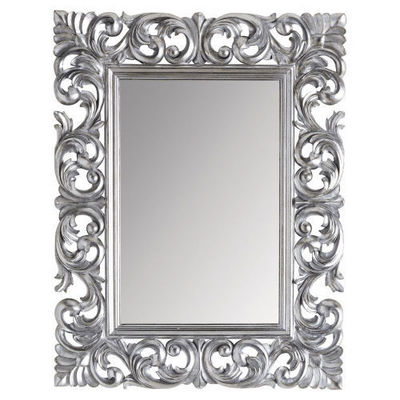 Maisons du monde - Miroir-Maisons du monde-Miroir Rivoli silver 70x90