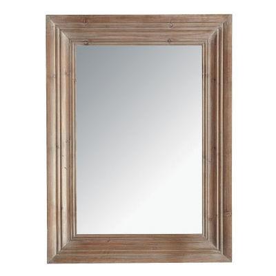 Maisons du monde - Miroir-Maisons du monde-Miroir Esterel clair 60x80