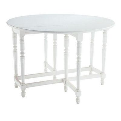 Maisons du monde - Table de repas ovale-Maisons du monde-Table � d�ner Jos�phine