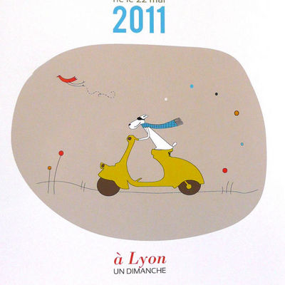 ICI LA TERRE - Tableau décoratif enfant-ICI LA TERRE-Poster personnalisé prénom garçon Napoli