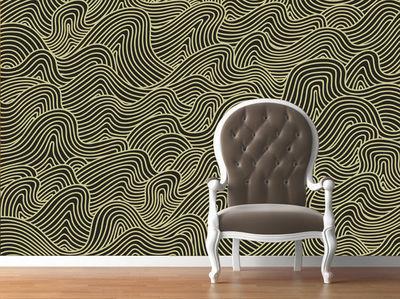 Yeda Design - Papier peint-Yeda Design-Papier peint Motifs japonnais