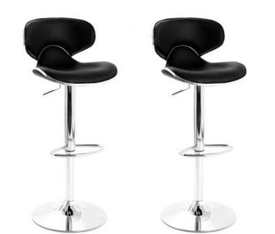 Miliboo - Chaise haute de bar-Miliboo-Pegase
