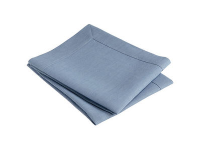 BLANC CERISE - Serviette de table-BLANC CERISE-Lot de 2 serviettes de table - lin traité déperlan