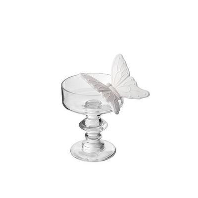 Mathilde M - Décoration de table-Mathilde M-Papillon, parfum Fleur de Dentelle