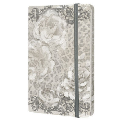 Mathilde M - Carnet de notes-Mathilde M-Carnet 90 pages Pivoines