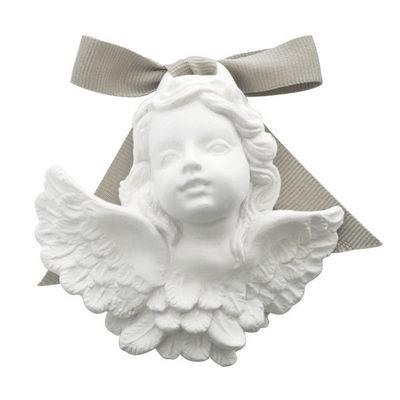 Mathilde M - Parfum d'int�rieur-Mathilde M-T�te d'angelot � suspendre, parfum Poudre de Riz