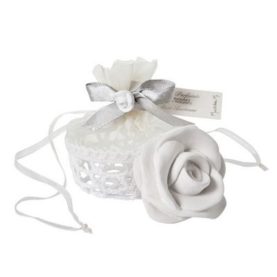 Mathilde M - Parfum d'int�rieur-Mathilde M-Ballotin Rose, parfum Rose Ancienne