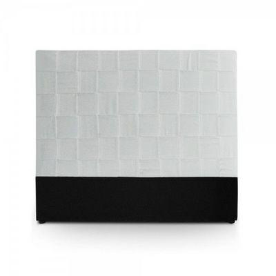 WHITE LABEL - Tête de lit-WHITE LABEL-Tête de lit Thaleo - Blanc