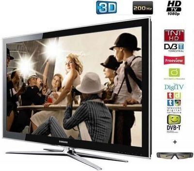 Samsung - Téléviseur LCD-Samsung-SAMSUNG TLVISEUR LCD LE40C750 - 3D