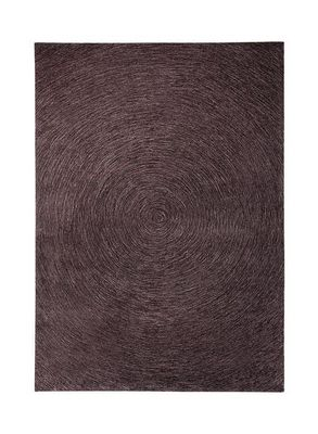 ESPRIT - Tapis traditionnel-ESPRIT-Tapis COLOUR IN MOTION ROND taupe 200x200 en Acryl