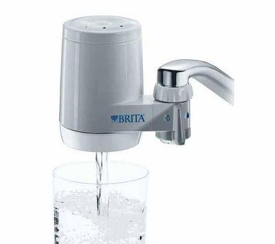 BRITA - Robinet filtrant-BRITA-Filtre  robinet On Tap blanc 2291
