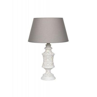 BLANC D'IVOIRE - Lampe à poser-BLANC D'IVOIRE-VIENNE GM