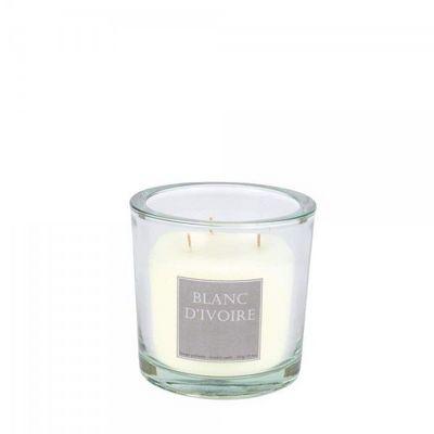 BLANC D'IVOIRE - Bougie parfum�e-BLANC D'IVOIRE-Jasmin de Capri