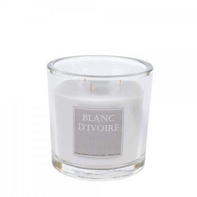 BLANC D'IVOIRE - Bougie parfum�e-BLANC D'IVOIRE-Retour d'Asie