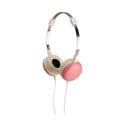La Chaise Longue - Casque audio-La Chaise Longue-Casque macarons rose