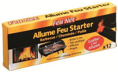 FEU NET - Allume barbecue-FEU NET-Allume feu Starter