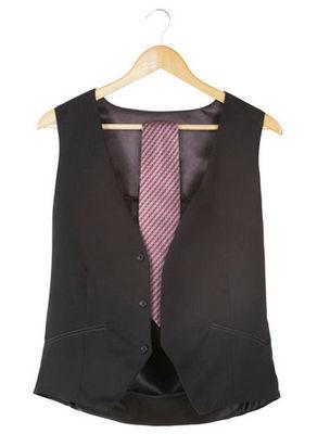 Umbra - Porte-bijoux-Umbra-Range bijoux de voyage veste noire 76.2x50cm