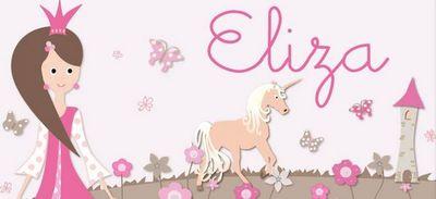 BABY SPHERE - Plaque de porte enfant-BABY SPHERE-Eliza