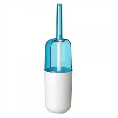 La Chaise Longue - Porte-balayette WC-La Chaise Longue-Brosse WC gélule bleue