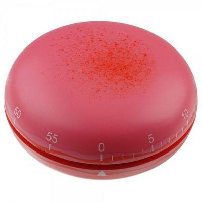 La Chaise Longue - Minuteur-La Chaise Longue-Minuteur macaron fraise