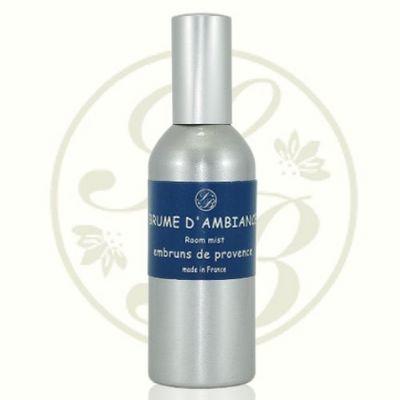 Savonnerie De Bormes - Parfum d'intérieur-Savonnerie De Bormes-Brume d'ambiance - Embruns de Provence - 100 ml -
