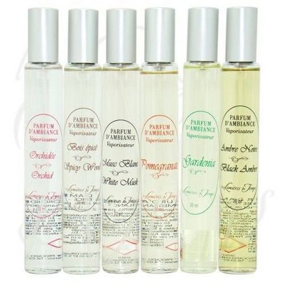 LES LUMIÈRES DU TEMPS - Parfum d'intérieur-LES LUMIÈRES DU TEMPS-Parfum d'ambiance 30 ml - Gardénia - Les Lumières