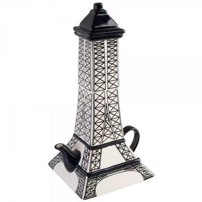 La Chaise Longue - Théière-La Chaise Longue-Service à thé Tour Eiffel