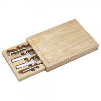 La Chaise Longue - Planche � d�couper-La Chaise Longue-Planche � d�couper + couteaux