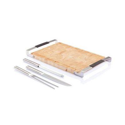 XD Design - Planche � d�couper-XD Design-Set de 3 pcs � d�couper avec planche Blok