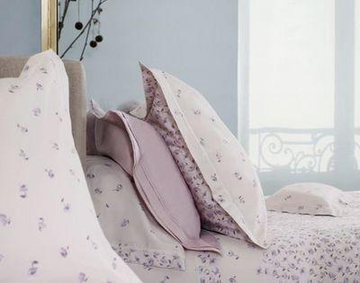 Nina Ricci (rayon Maison) - Taie d'oreiller-Nina Ricci (rayon Maison)-Glycine