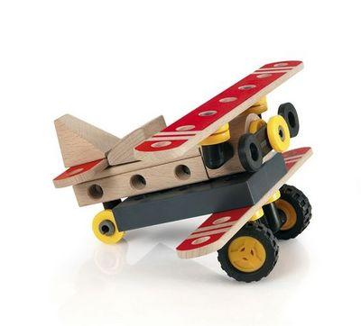 BRIO - Jouet en bois-BRIO-Biplan